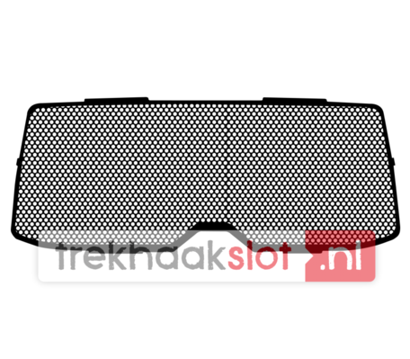 Raamrooster Fiat Doblo achterklep 2005-2010