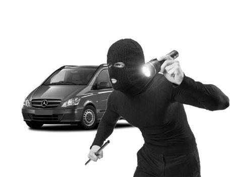 Carbolt 103 Laadruimtebeveiliging Mercedes Vito 2011-2014