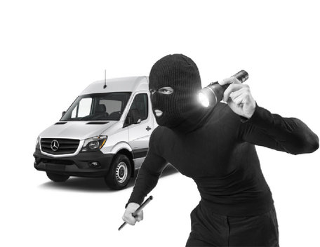 Carbolt 103 Laadruimtebeveiliging Mercedes Sprinter 2013-2018