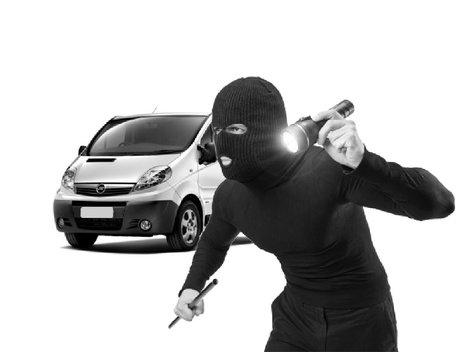 Carbolt 103 Laadruimtebeveiliging Opel Vivaro 2002-2014