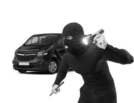 Carbolt 103 Laadruimtebeveiliging Opel Vivaro 2014-. . . .