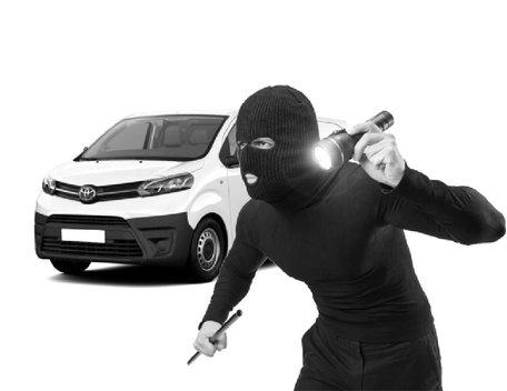 Carbolt 103 Laadruimtebeveiliging Toyota ProAce 2016-. . . .