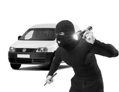 Carbolt 103 Laadruimtebeveiliging Volkswagen Caddy 2003-2010