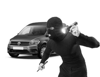 Carbolt 103 Laadruimtebeveiliging Volkswagen Caddy 2015-H