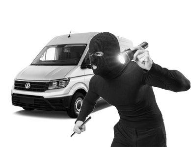 Carbolt 103 Laadruimtebeveiliging Volkswagen Crafter 2017-H