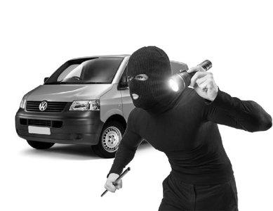 Carbolt 103 Laadruimtebeveiliging Volkswagen Transporter T5 2002-2010