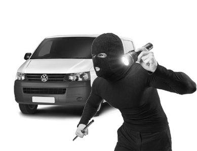 Carbolt 103 Laadruimtebeveiliging Volkswagen Transporter T5 2010-2015